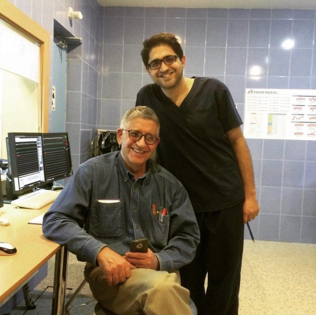 دکتر محمدجعفر هاشمی , دکتر آرش هاشمی