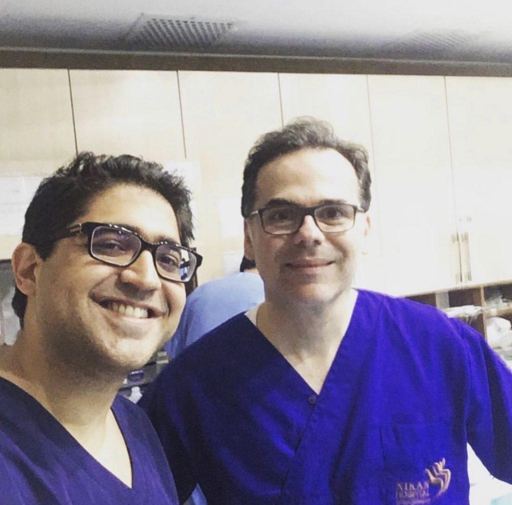 دکتر آرش هاشمی | دکتر محمد جعفر هاشمی | متخصص قلب و عروق | اینترونشنال کاردیولوژیست | آنژیوگرافی عروق کرونر | بیمارستان نیکان